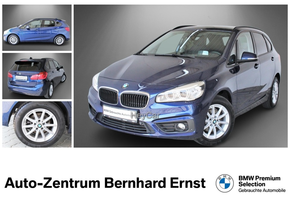 BMW 216 Active Tourer Advantage Aut. Klimaaut. PDC, Jahr 2017, Diesel