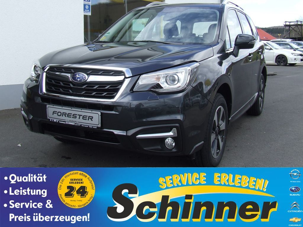 Subaru Forester 2.0D Lineartronic Exclusive Modell 2017, Jahr 2016, Diesel