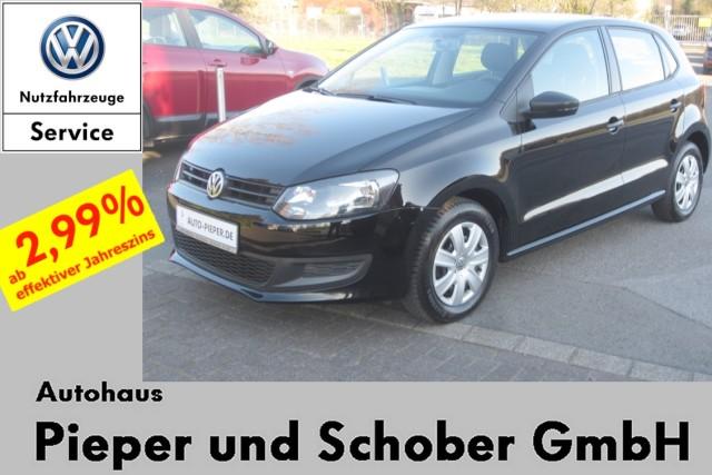 Volkswagen Polo 1.2 Trendline Climatic 4-türig Klima, Jahr 2013, Benzin