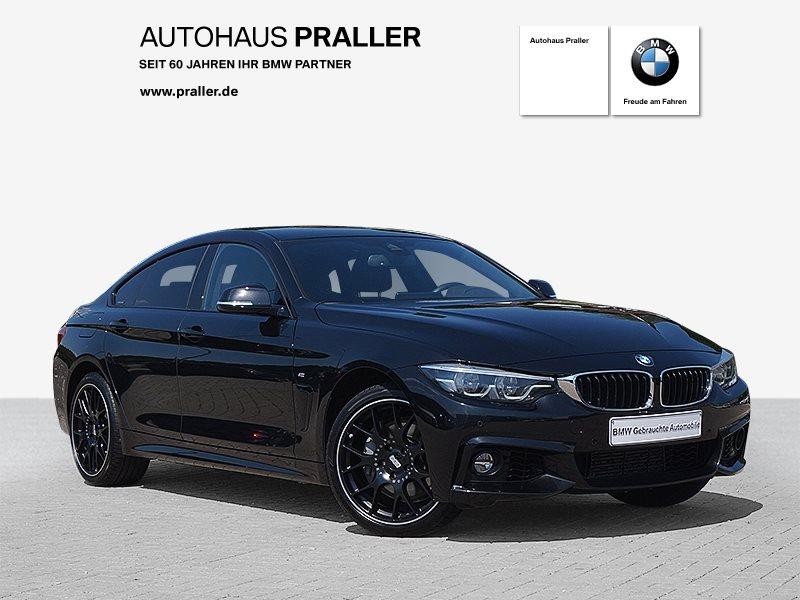 BMW 435d xDrive Gran Coupé M Sportpaket HK HiFi DAB, Jahr 2017, Diesel