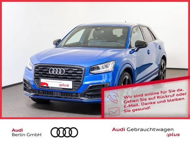 Audi Q2 sport 35 TDI S tronic LED PDC NAVI, Jahr 2020, Diesel