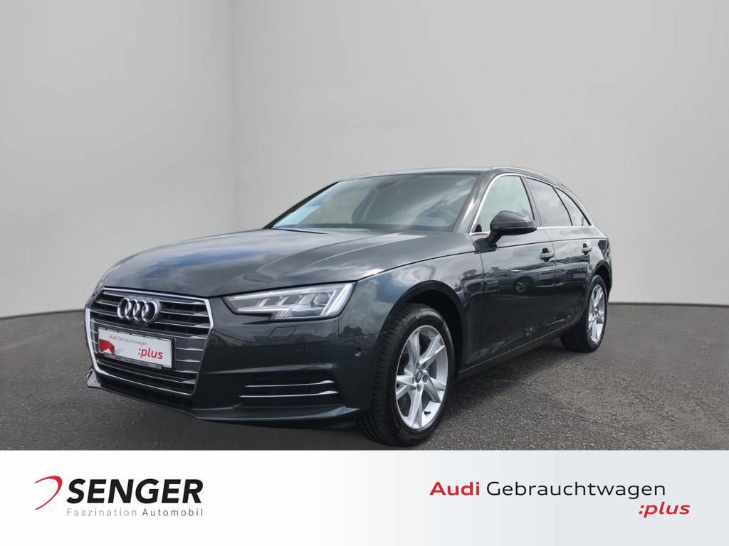 Audi A4 Avant g-tron 2.0 TFSI Matrix-LED 360° Kamera, Jahr 2018, Gas