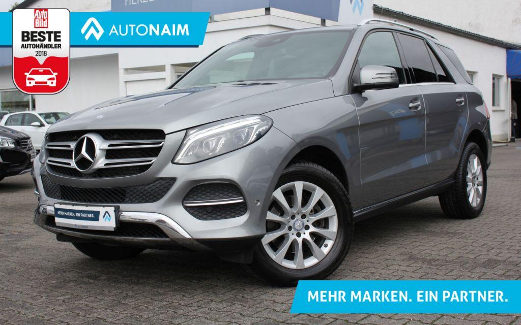 Mercedes-Benz GLE 350 d 4Matic 9G-TRONIC |AHK|LED|NAVI|LEDER|, Jahr 2016, Diesel