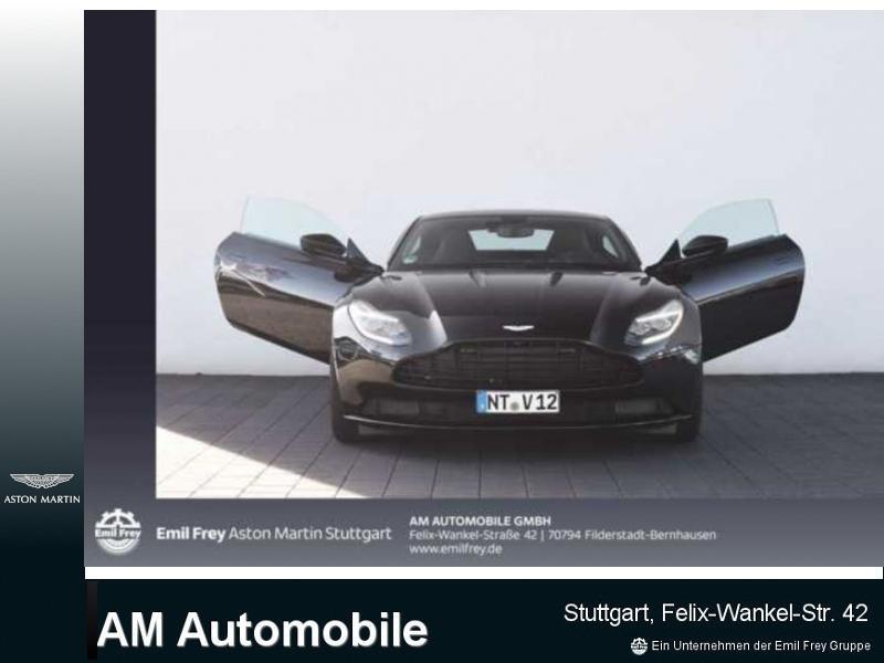 Aston Martin DB11 V12/UPE 238.931,-/AMR Leistungssteigerung, Jahr 2019, petrol