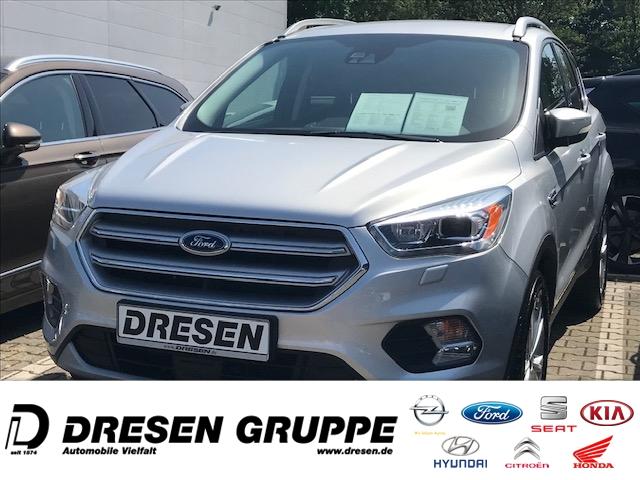 Ford Kuga Titanium/1.5TDCi/Elektr.Heckklappe/Navi XENON/AsistenzSysteme+Kamera/PDC/WinterPaket, Jahr 2016, Diesel