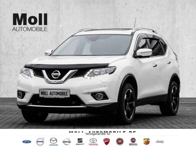 Nissan X-Trail 1.6 dCi N-Vision Safety-Shield Navi, Jahr 2019, Diesel