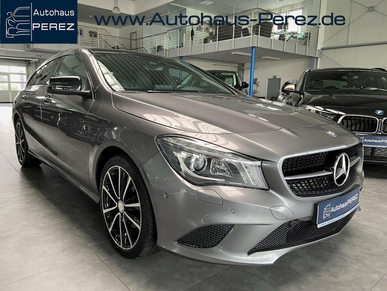 Mercedes-Benz CLA 200 SB NIGHT-NAVI-KAMERA-PANORAMA-SHZ-AHK, Jahr 2016, Benzin