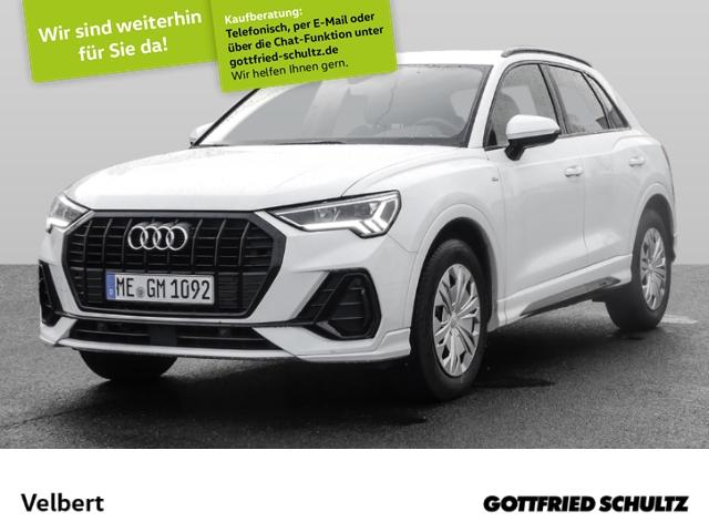 Audi Q3 1.5 TFSI TRONIC NAVI LED SHZ S LINE, Jahr 2020, Benzin