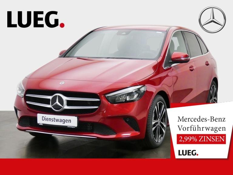 Mercedes-Benz B 200 EDITION+PROGRESSIVE+AHK+TOTW.+LED+SOUND, Jahr 2020, Benzin