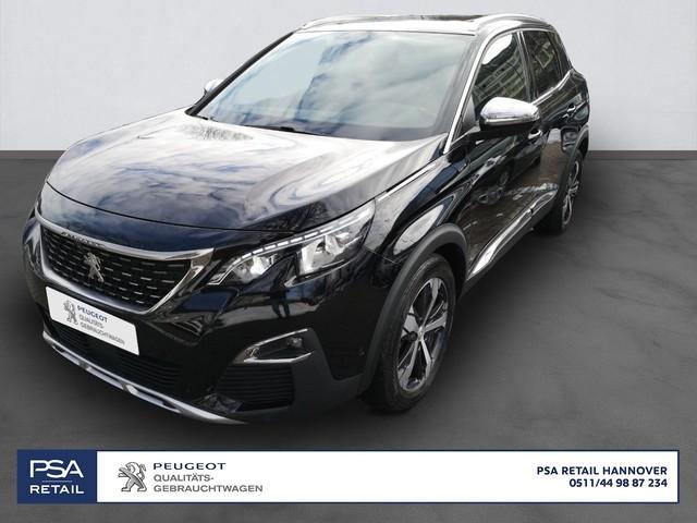 Peugeot 3008 BlueHDi 180 Stop & Start EAT6 GT, Jahr 2017, Diesel