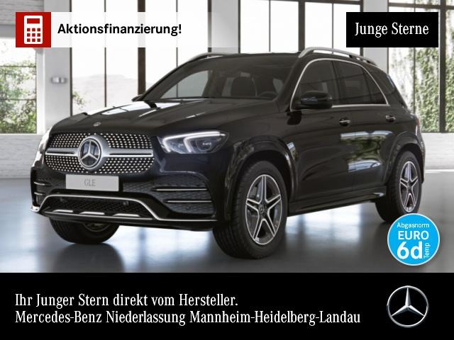 Mercedes-Benz GLE 300 d 4M AMG WideScreen Pano Multibeam Distr., Jahr 2019, Diesel