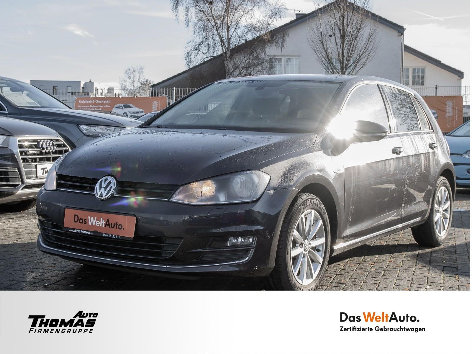 Volkswagen Golf 1,2 CLBM 81 TSI M6F, Jahr 2015, Benzin