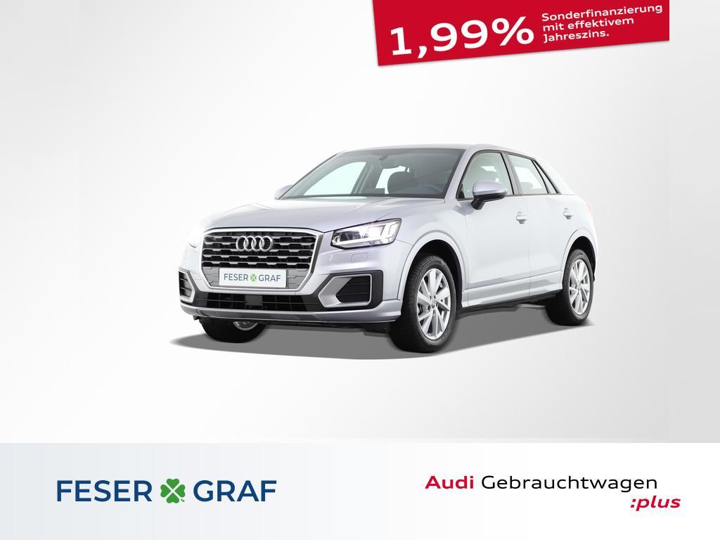 Audi Q2 Sport 30 TFSI AHK/LED/Navi/DAB/Alu-17`, Jahr 2020, Benzin