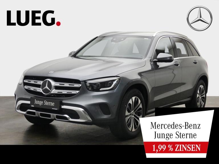 Mercedes-Benz GLC 200 d 4M MBUX+Navi+Mbeam+18+AR+Distr+Mem+360, Jahr 2020, Diesel