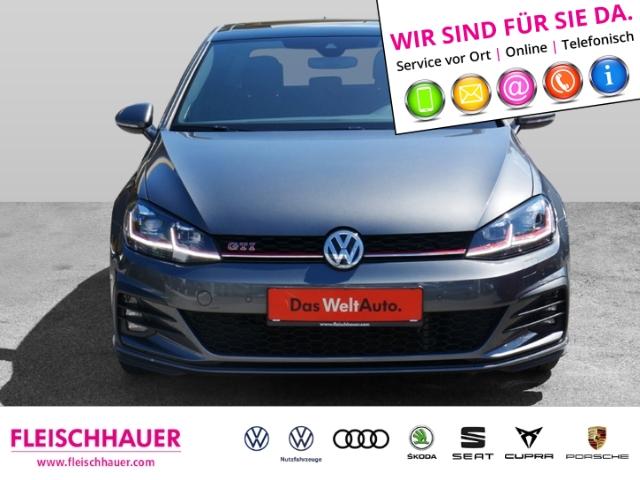 Volkswagen Golf GTI VII Performance 2.0 TSI NAVI PANORAMAD. ACC, Jahr 2019, Benzin