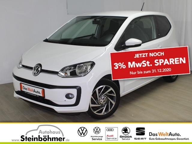 Volkswagen up! sound up! 1.0l Klima Sitzhz Lederlenkrad PDC, Jahr 2017, Benzin