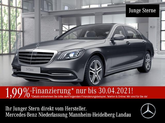 Mercedes-Benz S 560 e L Nachtsicht Fondent FirstClass 360° Pano, Jahr 2019, Hybrid