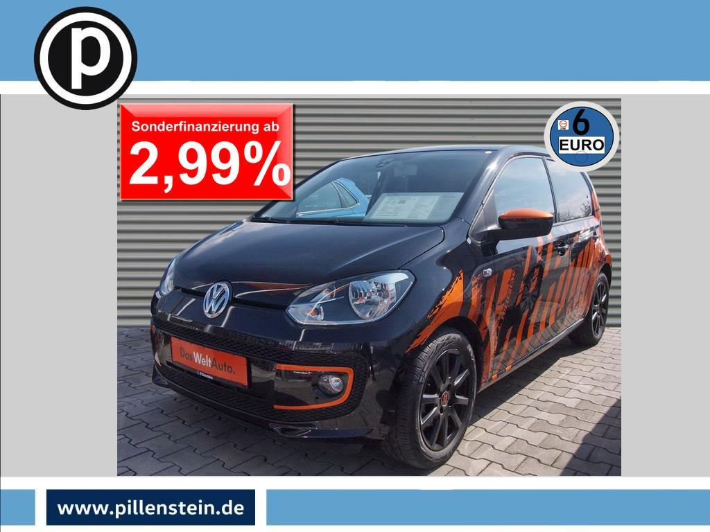 Volkswagen up! 1.0 move up! NAVI PARKPILOT SITZHZG Tempomat, Jahr 2016, Benzin