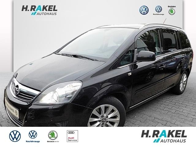 Opel Zafira 1.7 CDTI Family Plus ecoFlex*XENON*NAVI*, Jahr 2014, Diesel