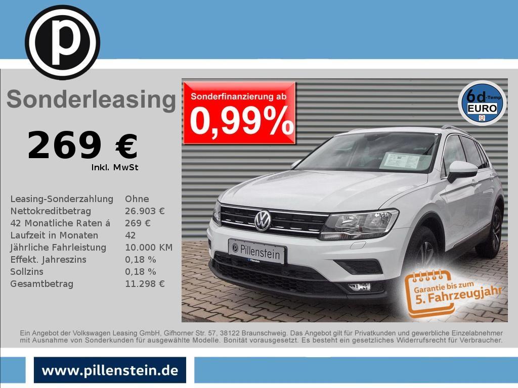 Volkswagen Tiguan 1.5 TSI Comfortline DSG NAVI Sitzhzg. 17`, Jahr 2020, Benzin