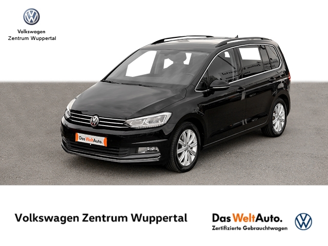 Volkswagen Touran 2 0 TDI Highline DSG LED NAVI PANO STANDHZG, Jahr 2017, Diesel