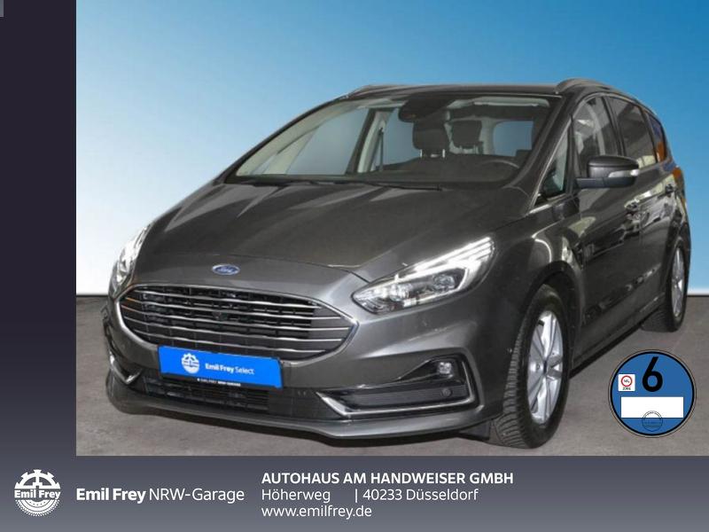 Ford S-Max 2.0 EcoBlue Aut. TITANIUM,Business III ,Winter-Paket,BLIS, Jahr 2019, Diesel