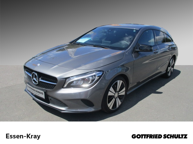 Mercedes-Benz CLA 200 Shooting Brake CDI DCT Urban, Jahr 2016, Diesel
