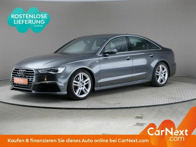 Audi A6 1.8 TFSI ultra S tronic, Jahr 2017, Benzin