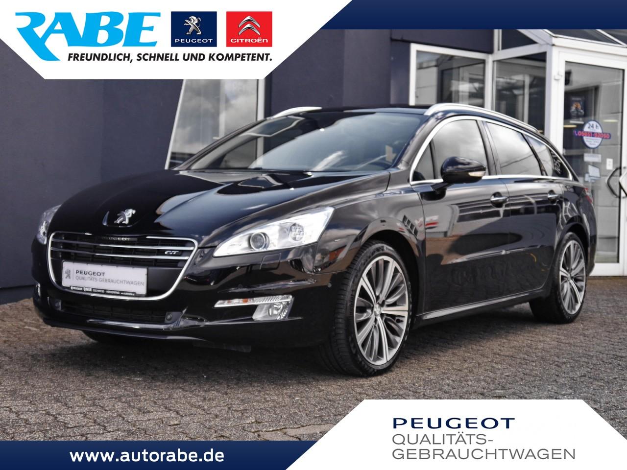 Peugeot 508 SW GT 205 HDi Xenon+Pano+NAV+Kamera+E-Heckkl, Jahr 2014, Diesel