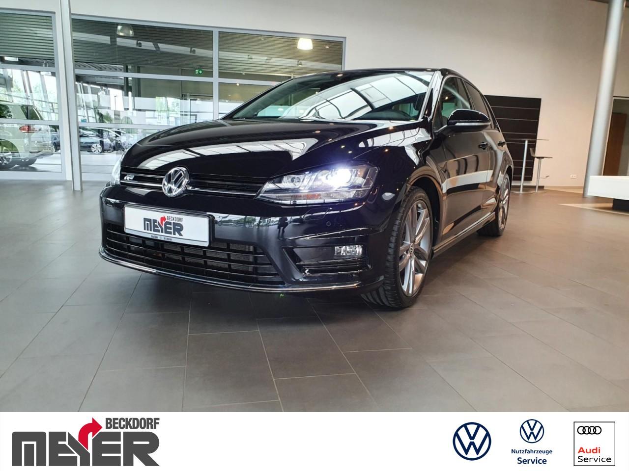 Volkswagen Golf 1.2 TSI ALLSTAR *R-Line Exterieur* Klima, Jahr 2016, Benzin