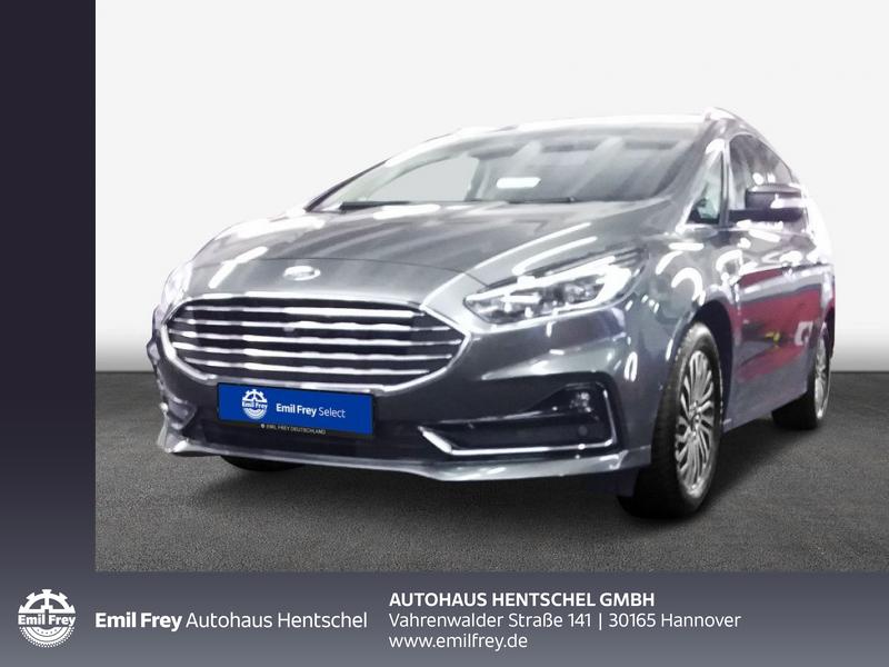 Ford S-Max 2.0 EcoBlue Aut. Titanium,AHK anbnehmb., Jahr 2019, Diesel