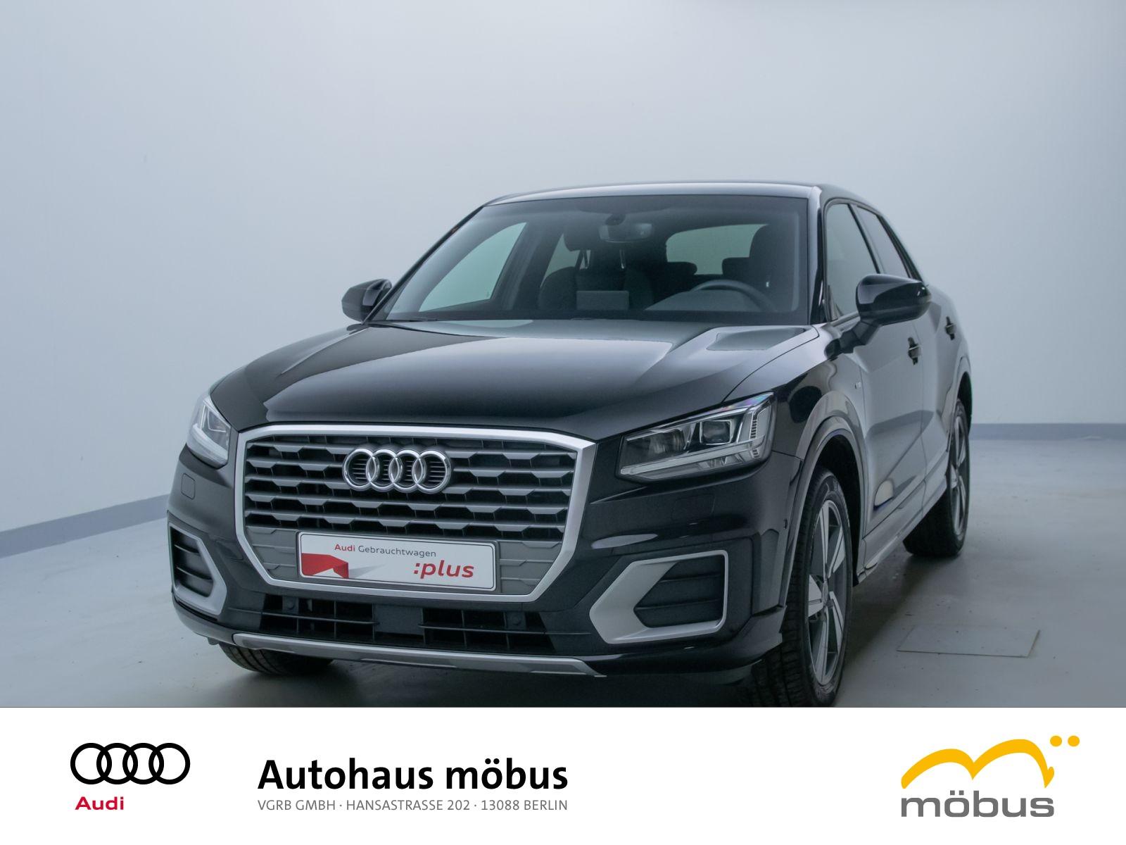 Audi Q2 sport 1.4 TFSI S-TRO*SLINE*LED*NAV*DAB*SIDE, Jahr 2017, Benzin