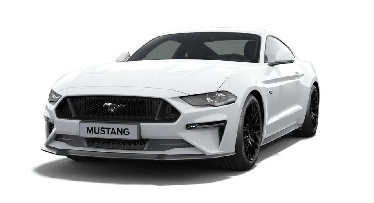 Ford Mustang, Jahr 2021, Benzin