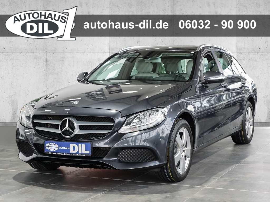 Mercedes-Benz C 250 T 7G-TRONIC Business *HEAD-UP*NAVI-COMAND*, Jahr 2014, Benzin