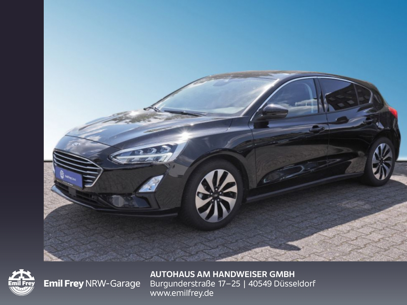 Ford Focus COOL&CONNECT 1.0 EcoBoost, Jahr 2019, Benzin