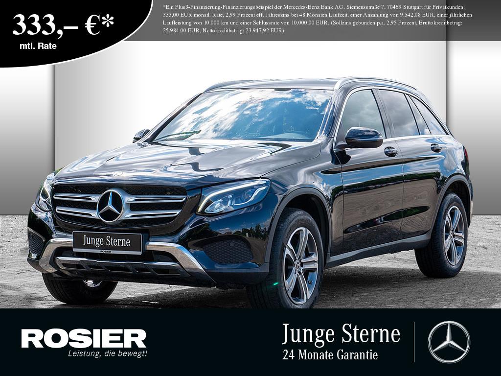 Mercedes-Benz GLC 250 d 4M, Jahr 2017, Diesel