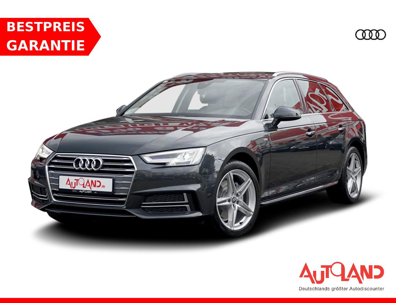 Audi A4, Jahr 2018, Benzin
