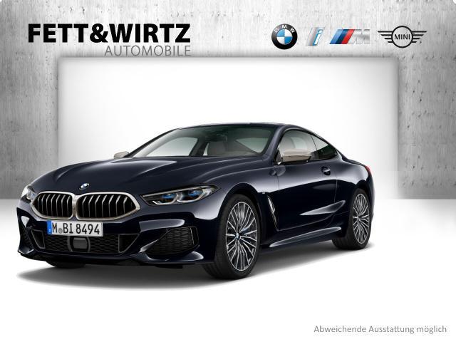 BMW M850i xDrive Coupe Leas. ab 965,- br. o.Anz, Jahr 2019, petrol