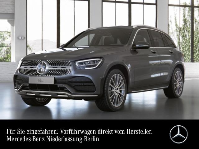 Mercedes-Benz GLC 200 4M AMG+LED+Kamera+Keyless+9G, Jahr 2021, Benzin