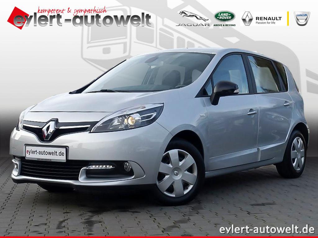 Renault Scenic dci 110 limited Klima PDC, Jahr 2015, Diesel