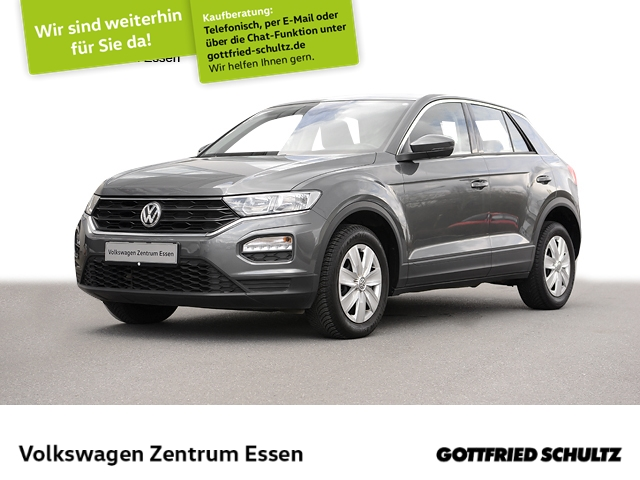 Volkswagen T-Roc 1.0 TSI Klima LaneAss FrontAss, Jahr 2018, Benzin