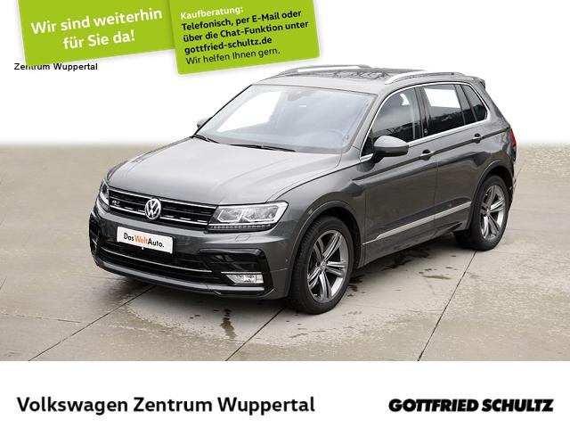 Volkswagen Tiguan 1,4 R-LINE NAVI LED PANO VC STANDHZG AHK, Jahr 2017, Benzin