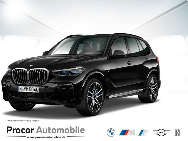 BMW X5 xDrive40i M Sportpaket Innovationsp. Panorama, Jahr 2020, Benzin