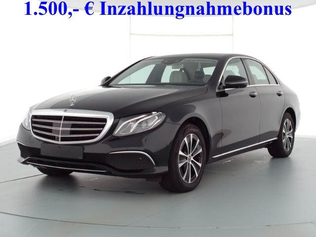 Mercedes-Benz E 220 d Excl/Avant+Comand+Distronic+Memory+360+Multikonturs., Jahr 2019, Diesel