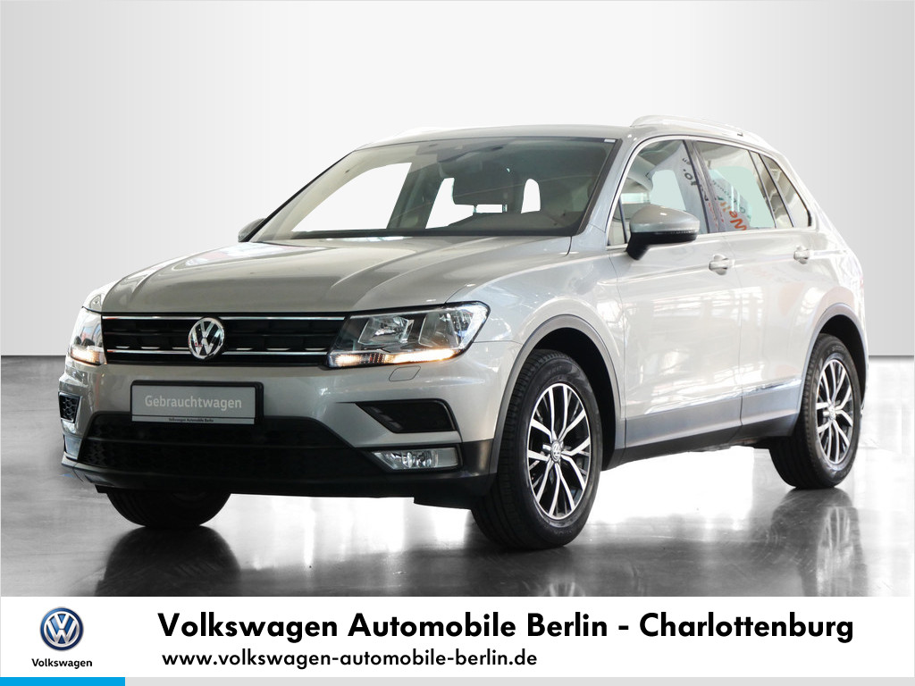 Volkswagen Tiguan 1.4 TSI Comfortline BMT, Jahr 2017, Benzin