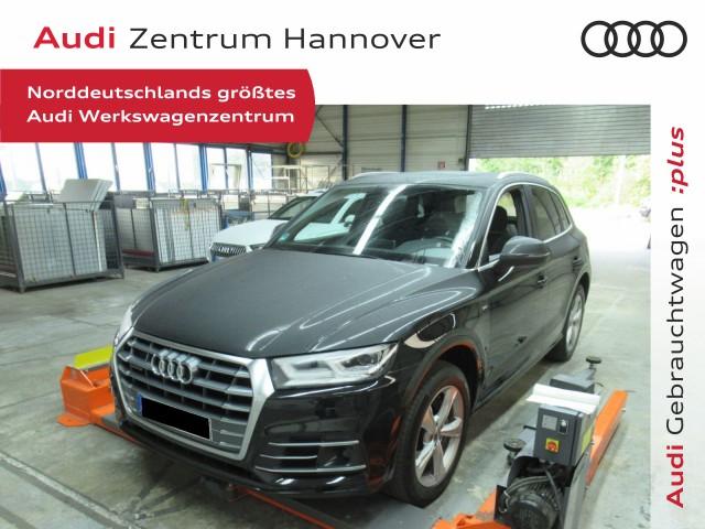 Audi Q5 2.0 40 TDI Sport, Pano, ACC, Alcantara, B&O, LED, Jahr 2019, Diesel