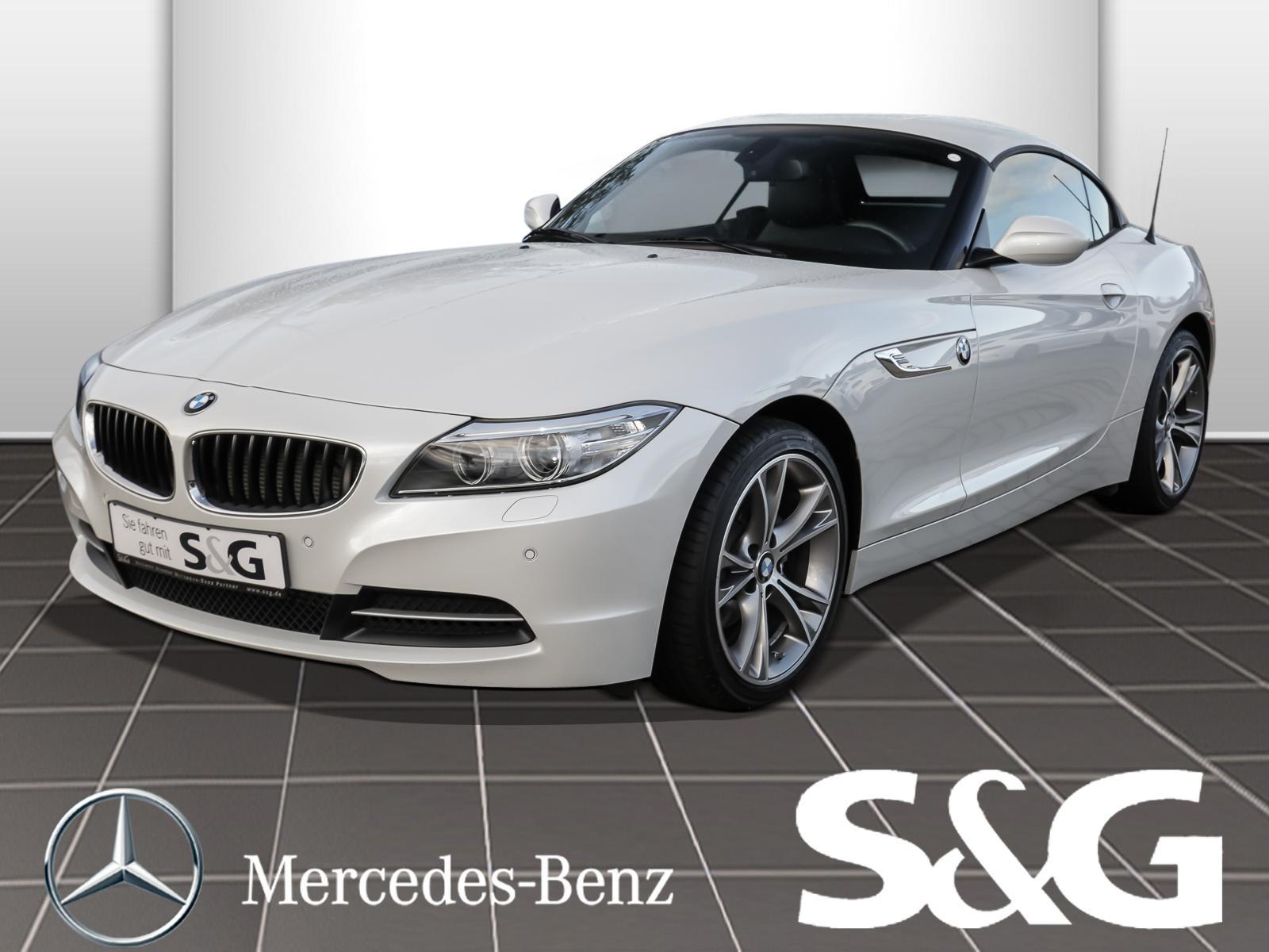 BMW Z4 sDrive Leder/DAB/Xenon/Kessy/ACC/Einparkhilfe, Jahr 2015, Benzin