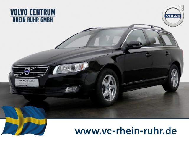 Volvo V70 Kombi Linje Classic D3 - AHK,Xenon,Navi,Sitzh,Beh.Frontsch, Jahr 2016, Diesel