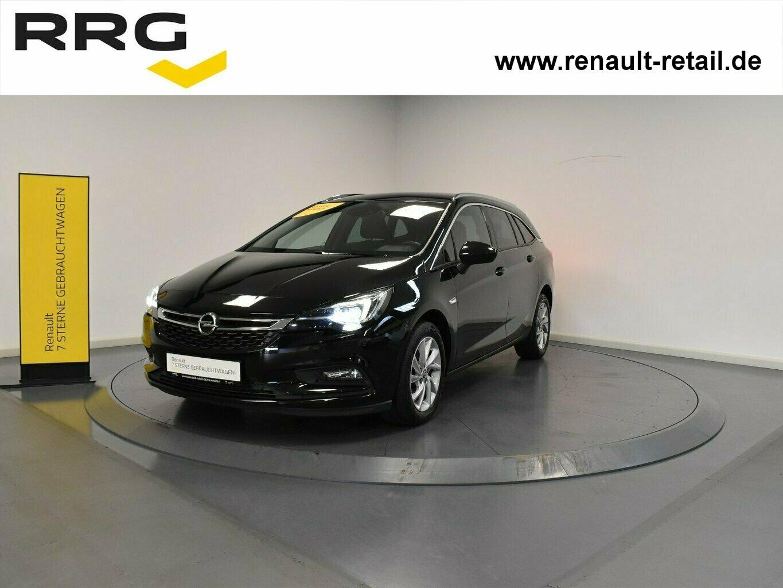 Opel Astra K 1.6 CDTI INNOVATION AUTOMATIK, Einparkhi, Jahr 2019, Diesel