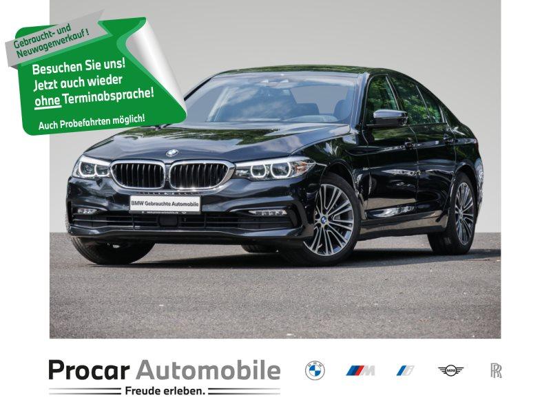 BMW 540d xDrive 50 JAHRE BMW BANK AKTION AB 0,15% FINANZIERUNG!!, Jahr 2017, Diesel
